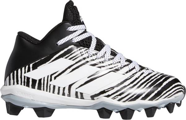 adidas Kids' Freak MD Zubaz Football Cleats product image