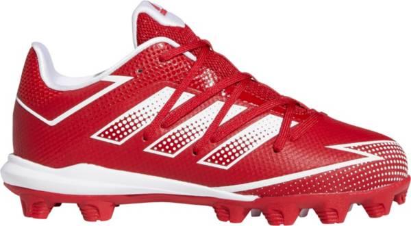 adidas Kids' Afterburner 7 MD Baseball Cleats product image