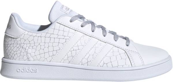 adidas Kids' Grade School Grand Court Shoes product image