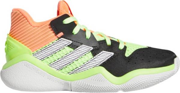adidas Kids' Grade School Harden Stepback Basketball Shoes product image