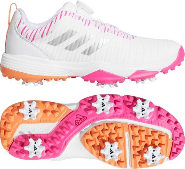 adidas Jr. CODECHAOS BOA Golf Shoes product image