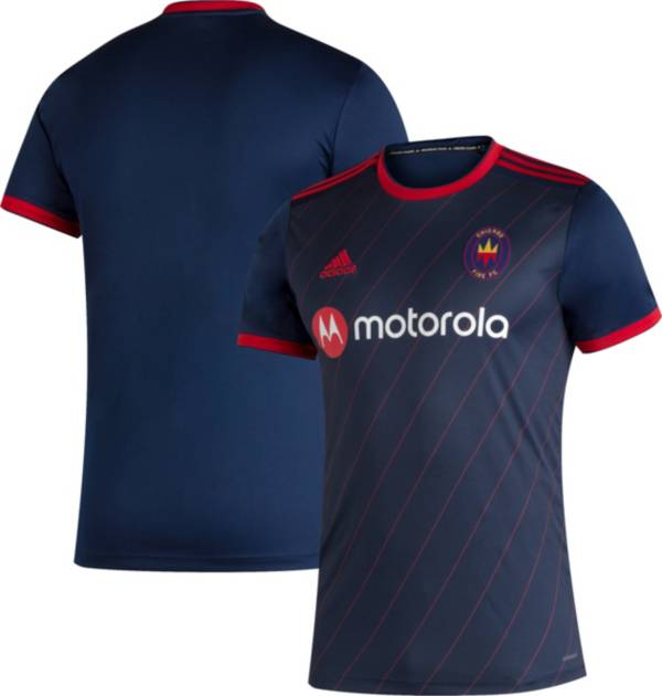 adidas Youth Chicago Fire '20 Primary Replica Jersey product image