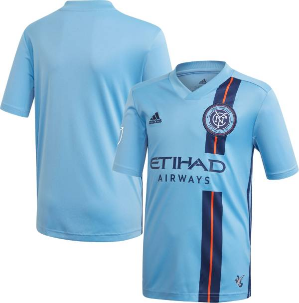 adidas Youth New York City FC '19 Primary Replica Jersey product image