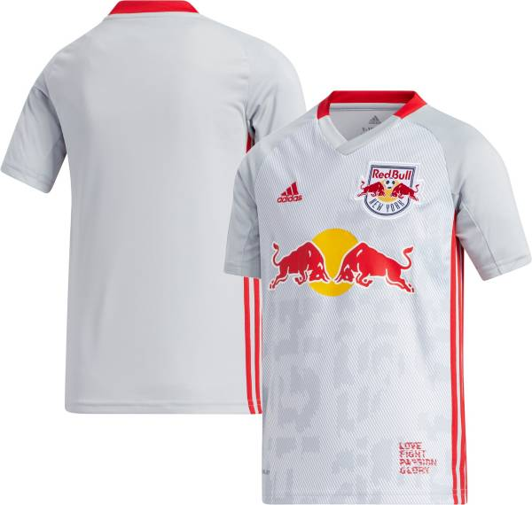 adidas Youth New York Red Bulls '19 Primary Replica Jersey product image
