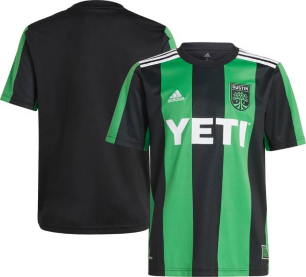 adidas Youth Austin FC '21 Primary Replica Jersey product image