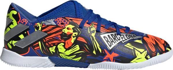 adidas Kids' Nemeziz Messi 19.3 Indoor Soccer Shoes product image