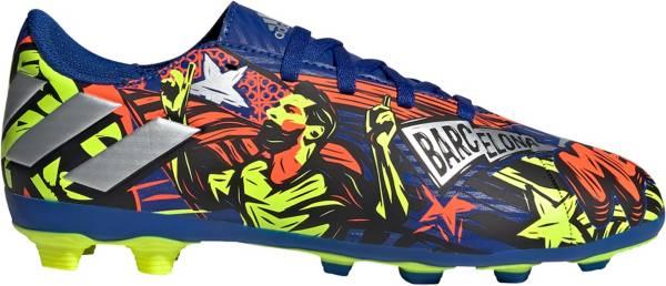 adidas Kids' Nemeziz Messi 19.4 FxG Soccer Cleats product image