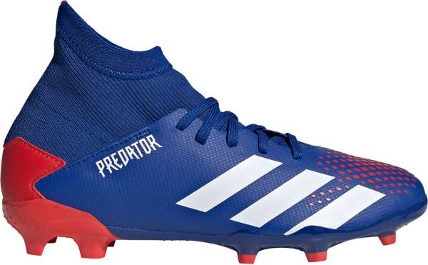 adidas Predator 20.3 Kids' FG Soccer Cleats product image
