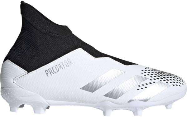 adidas Predator 20.3 Kids' FG Laceless Soccer Cleats product image