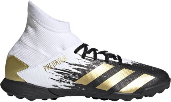 adidas Kids' Predator 20.3 Turf Soccer Cleats product image