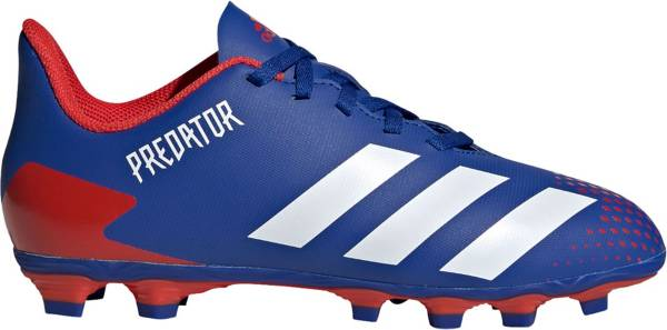 adidas Kids' Predator 20.4 FXG Soccer Cleats