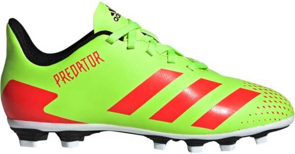 adidas Kids' Predator 20.4 FXG Soccer Cleats product image