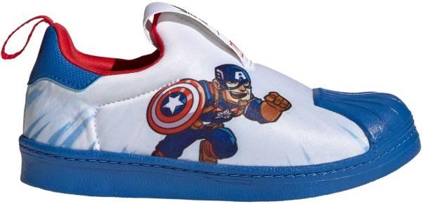 adidas Kids' Preschool Originals Superstar 360 Shoes product image