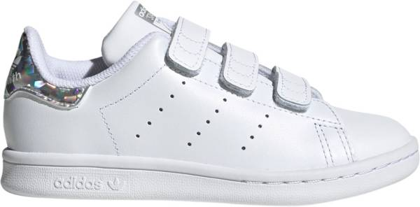 adidas Originals Kids' Preschool Stan Smith Iridescent Shoes product image