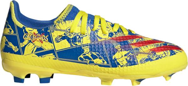 adidas Kids' X Ghosted.3 FG Soccer Cleats product image