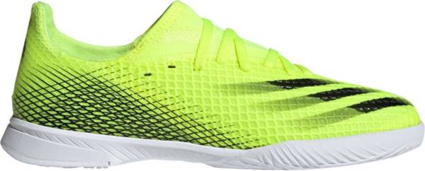 adidas Kids' X Ghosted.3 Indoor Soccer Shoes product image