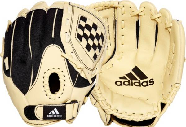 """adidas Youth 10"""" Triple Stripe Series Glove 2021 product image"""