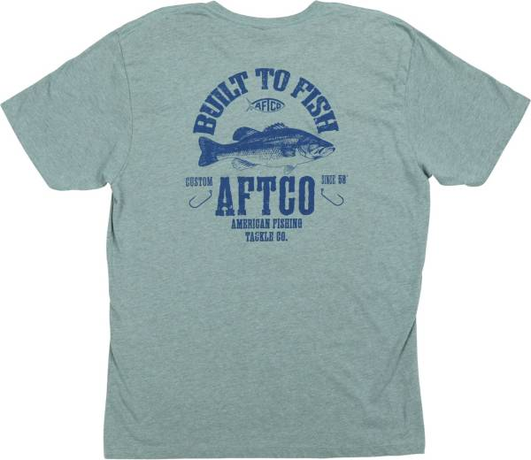 AFTCO Men's Deep Grass Graphic T-Shirt product image
