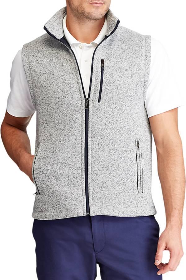 Ralph Lauren Men's Masidon Fleece Mock Neck Golf Vest product image
