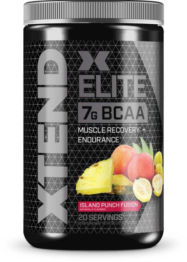 Scivation XTEND Elite BCAAs Island Punch Fusion 20 Servings product image