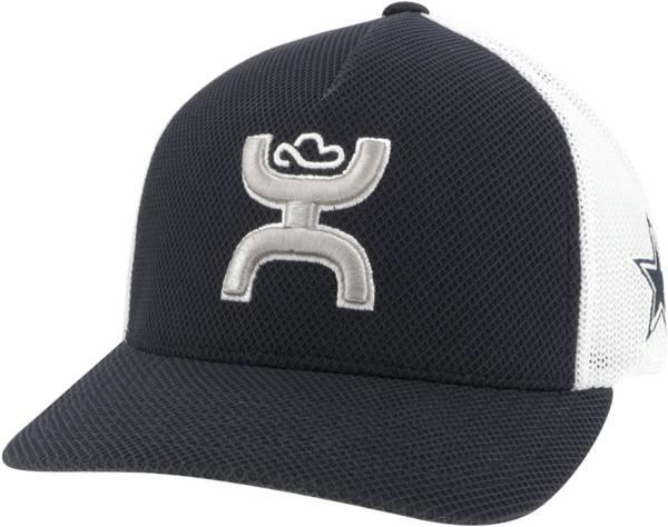Hooey Men's Dallas Cowboys Navy Flex Fit Hat product image