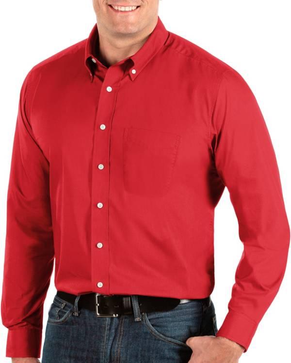Antigua Men's Dynasty Button Down Long Sleeve Shirt (Big & Tall) product image