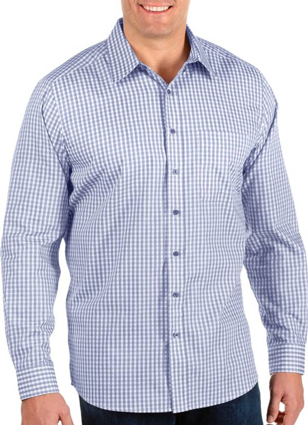 Antigua Men's Structure Long Sleeve Shirt (Big & Tall) product image