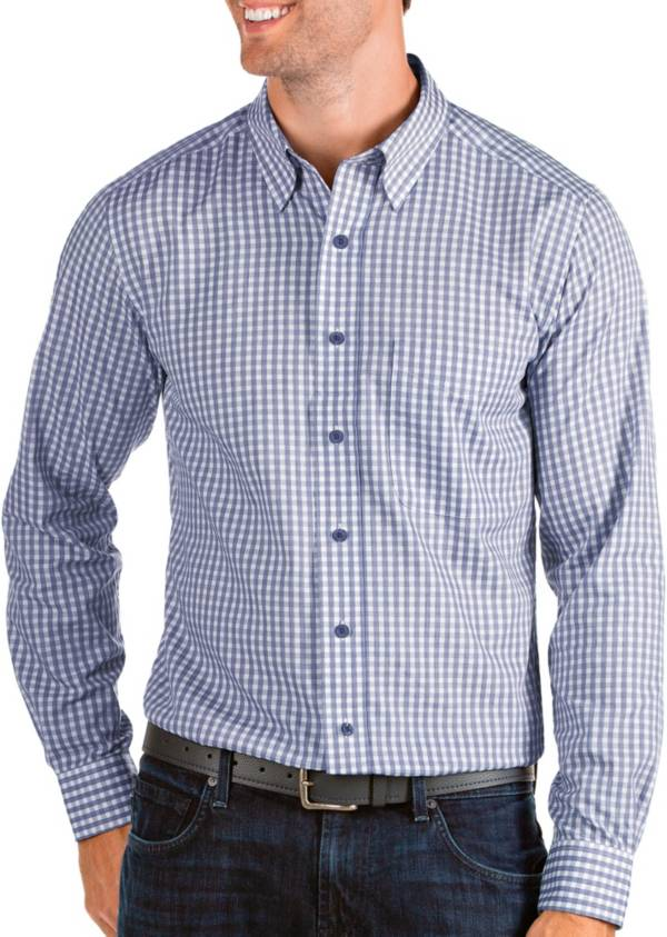 Antigua Men's Structure Long Sleeve Shirt product image