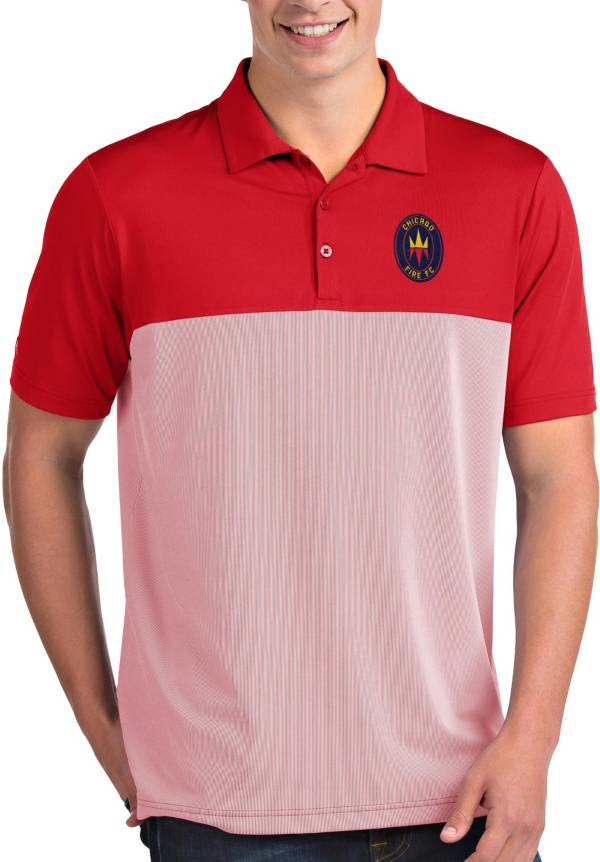 Antigua Men's Chicago Fire Red Venture Polo product image
