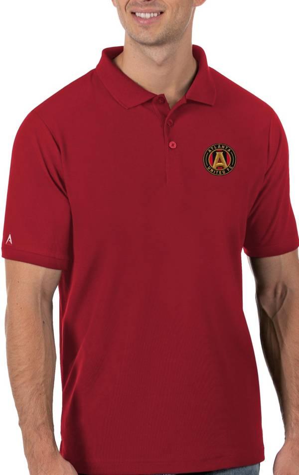 Antigua Men's Atlanta United Red Legacy Pique Polo product image