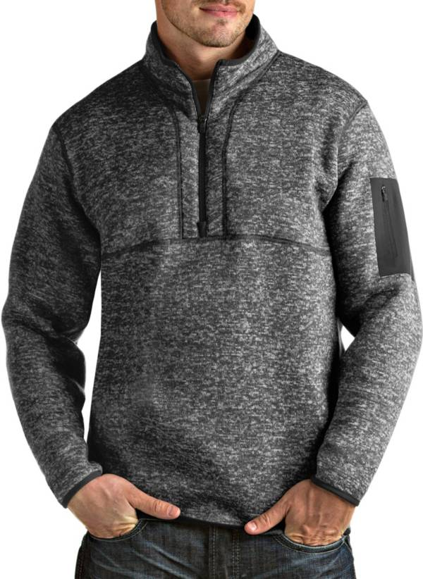 Antigua Men's Fortune 1/4 Zip Pullover Sweater product image