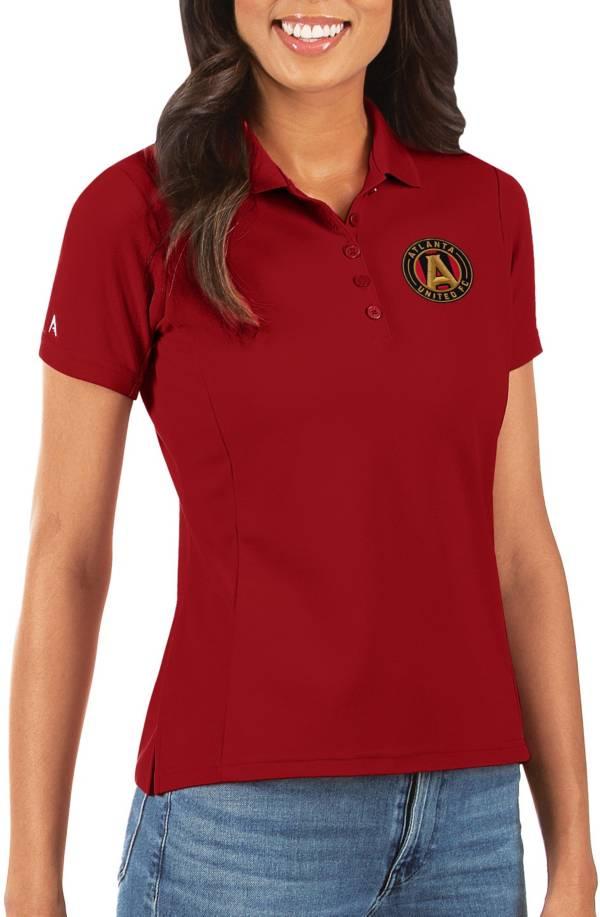 Antigua Women's Atlanta United Red Legacy Pique Polo product image