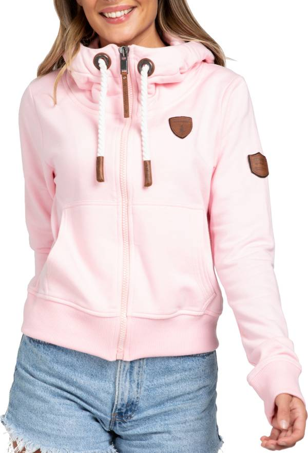 Wanakome Women's Harmony Terry Full Zip Hoodie product image