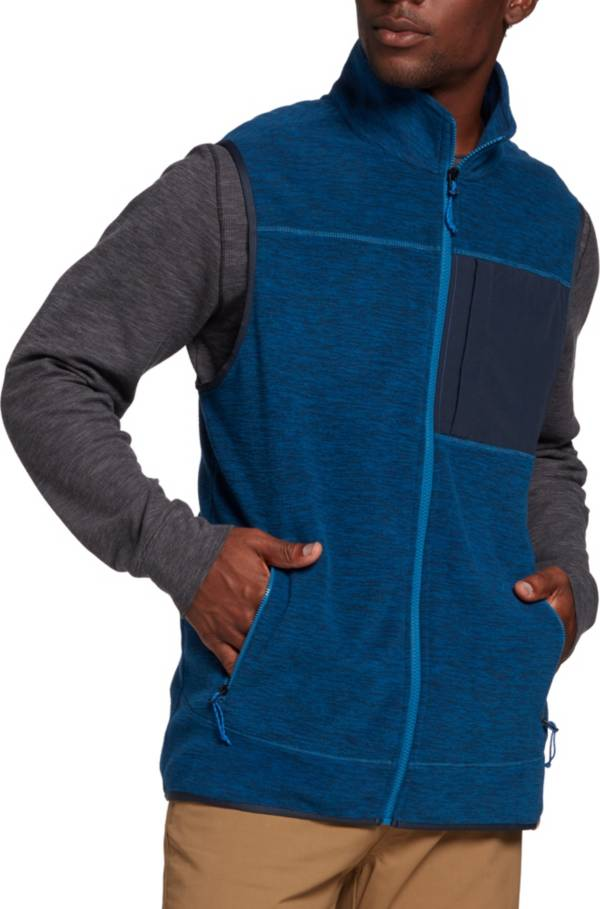 Alpine Design Men's Mountain Moss Fleece Vest product image