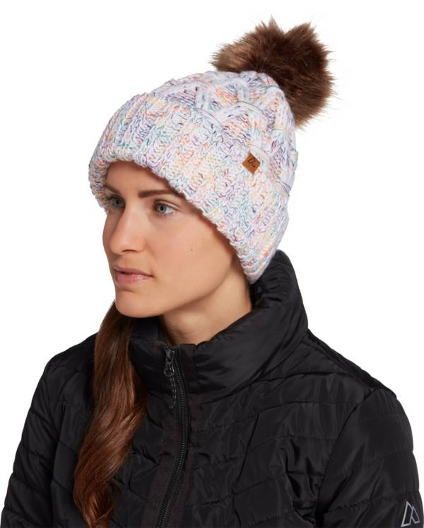Alpine Design Women's Chunky Knit Beanie product image