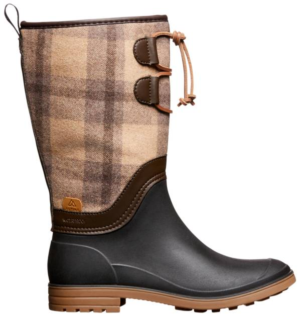 Alpine Design x Kamik Women's Plaid Hazel Winter Boots product image