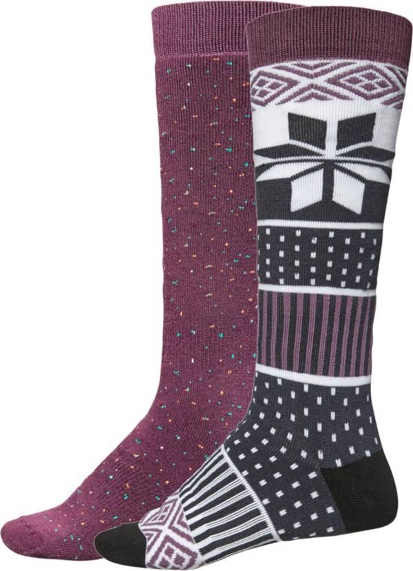 Alpine Design Women's Snow Sport Socks - 2 Pack product image