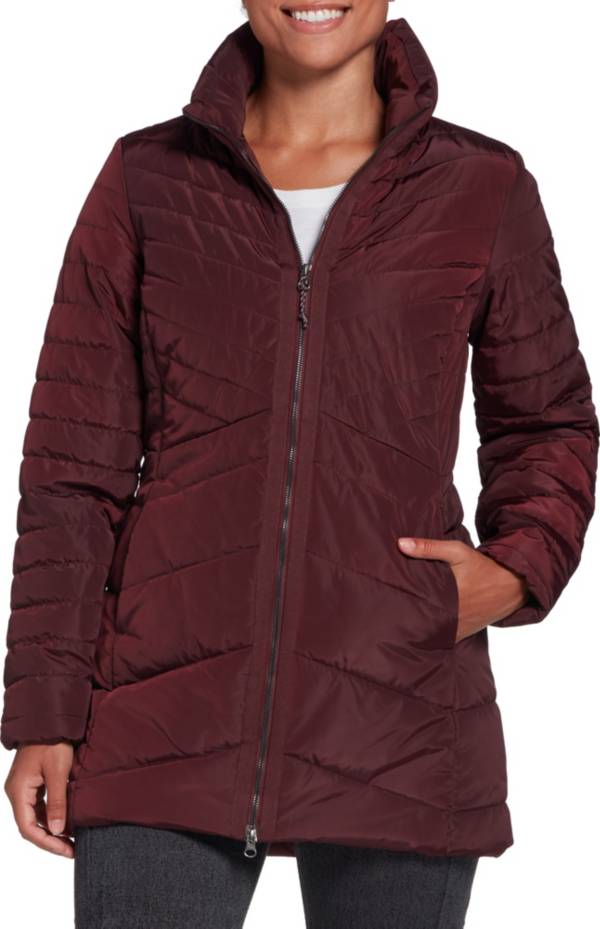 Alpine Design Women's Geysir Synthetic Parka Jacket product image