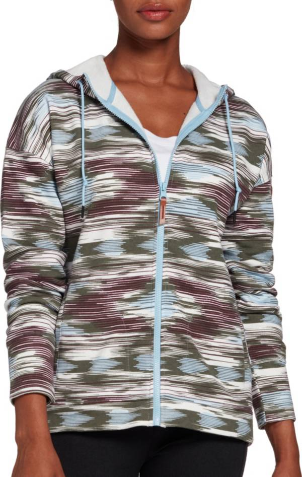 Alpine Design Women's Vatn Printed Full Zip Jacket product image