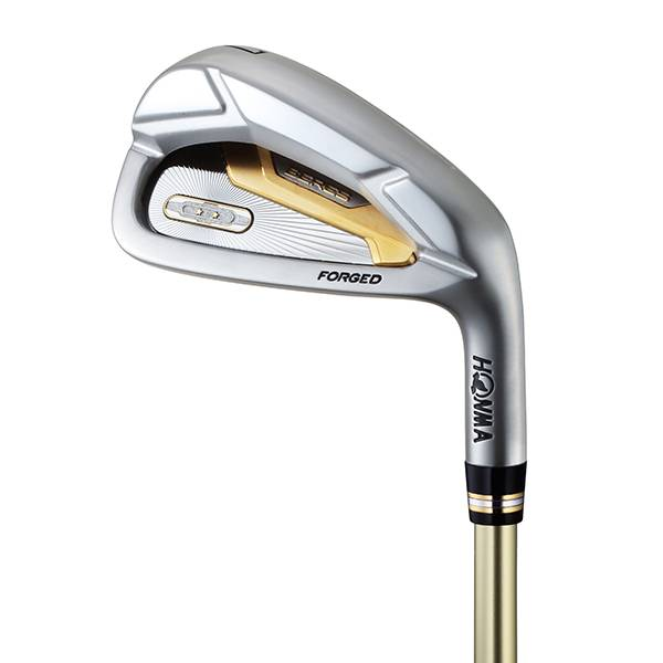 Honma Beres 07 2-Star Irons – (Graphite) product image