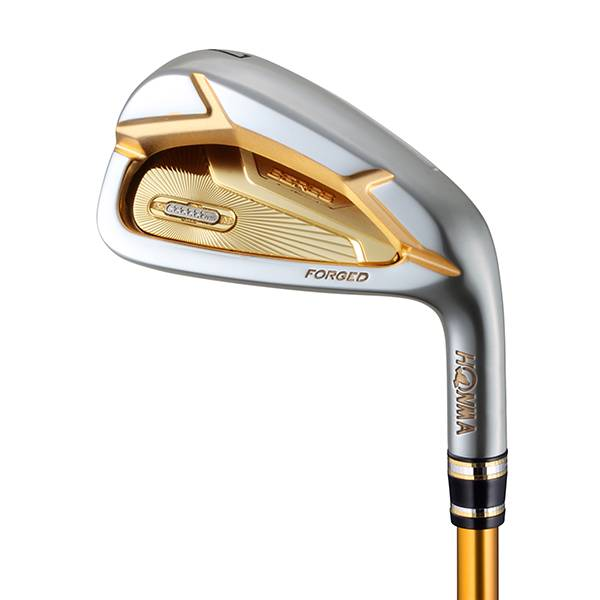 Honma Beres 07 5-Star Irons – (Graphite) product image