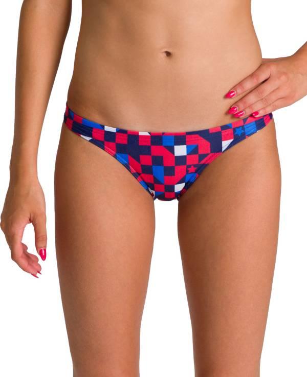 arena Women's Red USA Bikini Bottoms product image