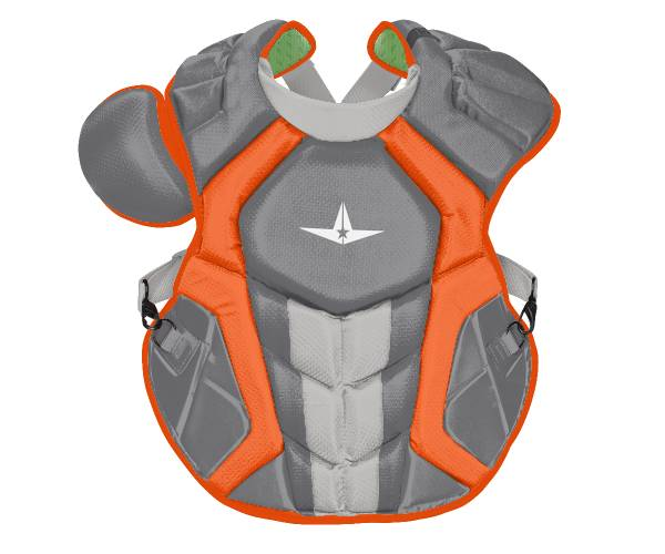 All-Star Youth 14.5'' S7 AXIS NOCSAE Custom Chest Protector product image