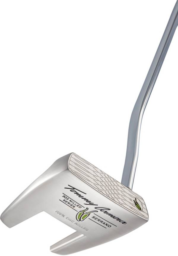 Tommy Armour 303 Milled Series Serrano Putter product image