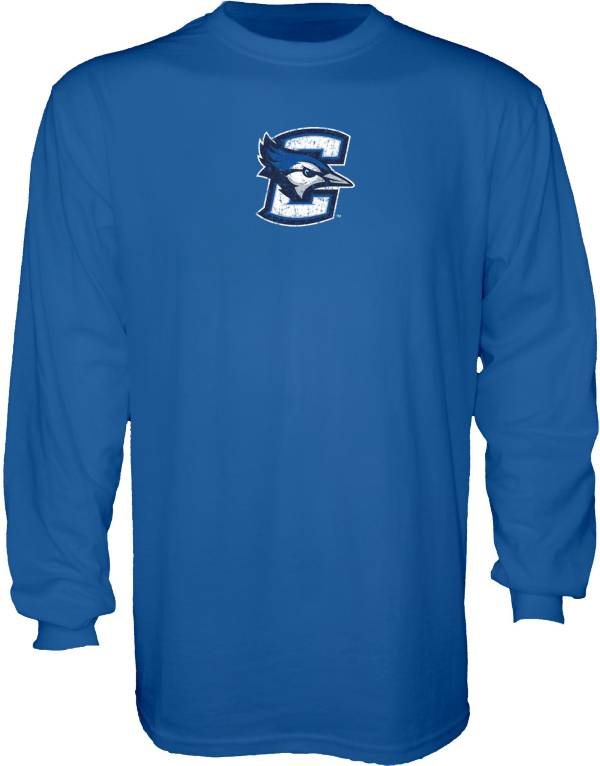 Blue 84 Men's Creighton Bluejays Blue Long Sleeve T-Shirt product image