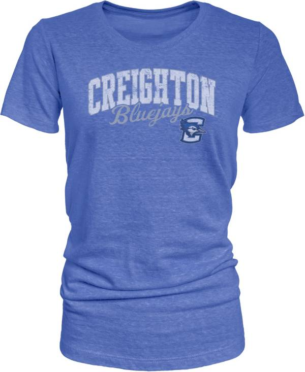Blue 84 Women's Creighton Bluejays Blue T-Shirt product image