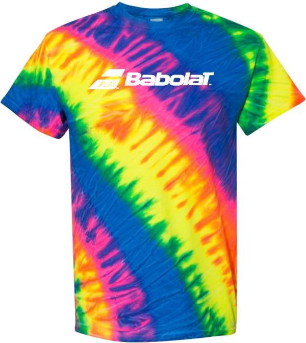Babolat Men's Tie Dye Logo T-Shirt product image