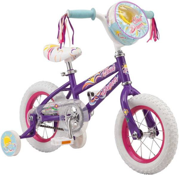 "Pacific Girls' Cloud Dancer 12"" Bike product image"