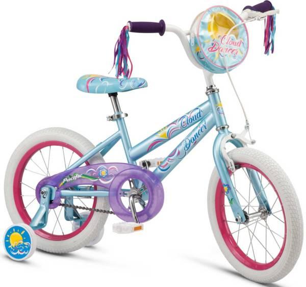 "Pacific Girls' Cloud Dancer 16"" Bike product image"