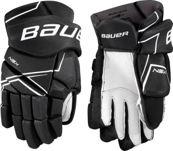 Bauer Junior NSX Hockey Gloves product image